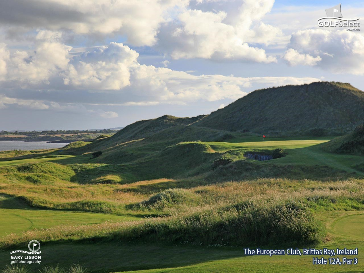 irish coursework The guardian - back to home trump gets go-ahead to build wall – at his irish golf course we should be altering the golf course.