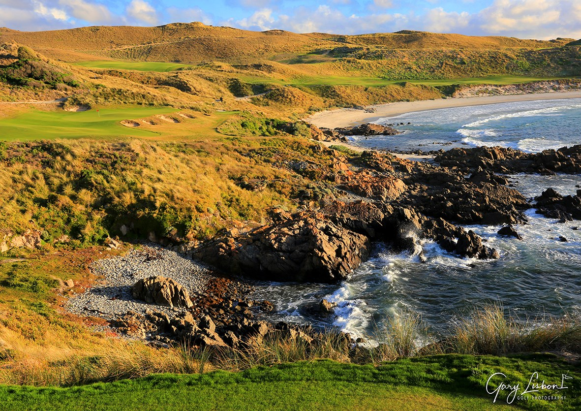 Cape Wickham Golf Course - King Island Hole 17