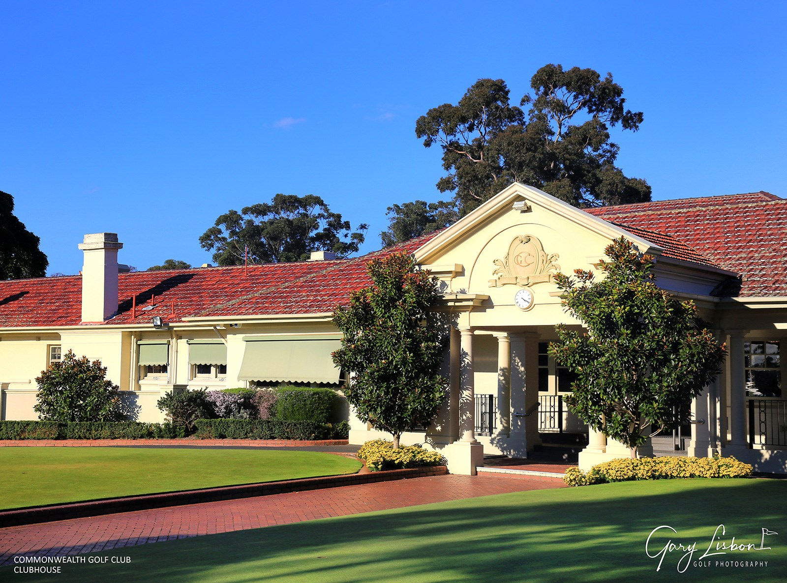 Commonwealth Golf Club Clubhouse