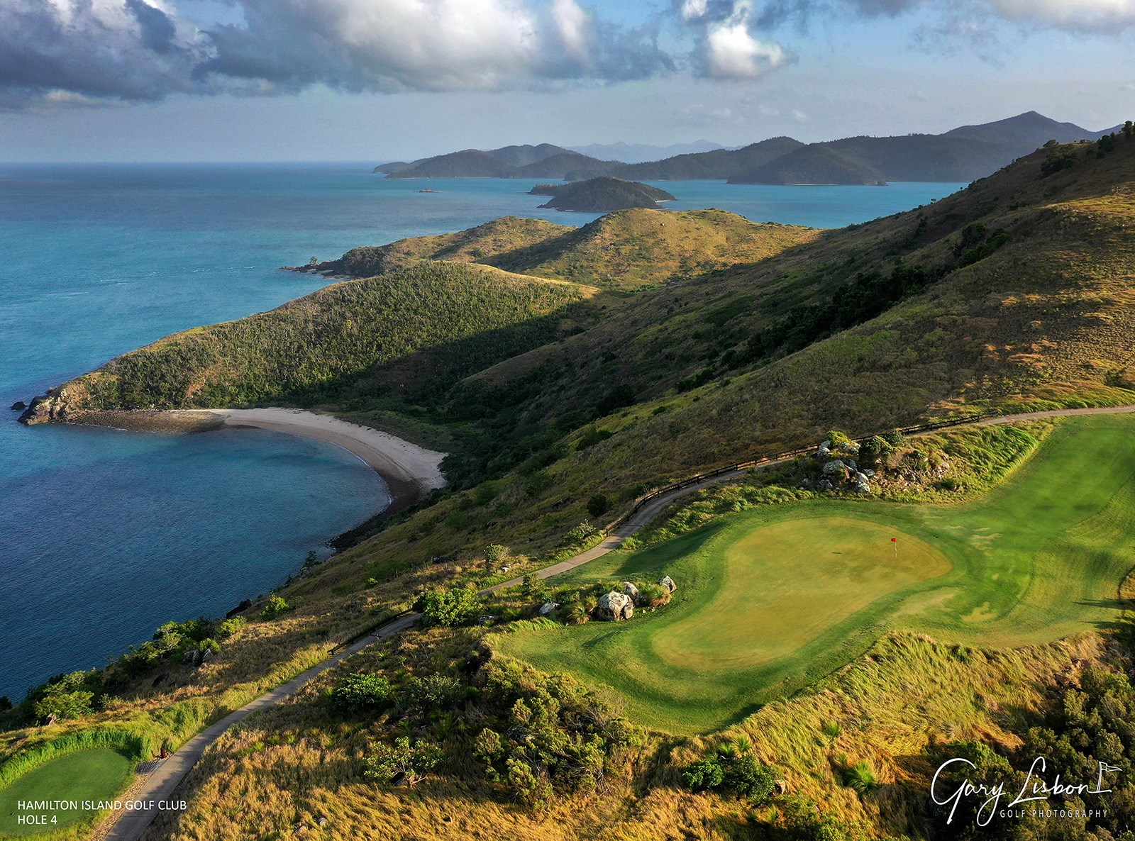 Hamilton Island Golf Club Hole 4