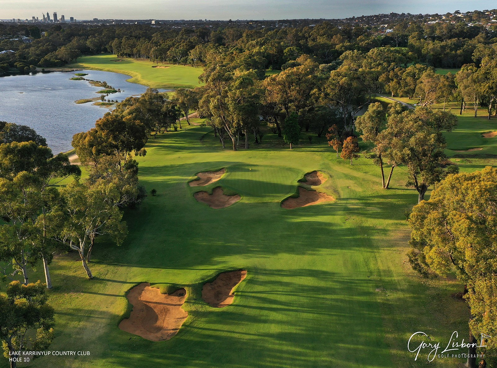 Lake Karrinyup Country Club Hole 10