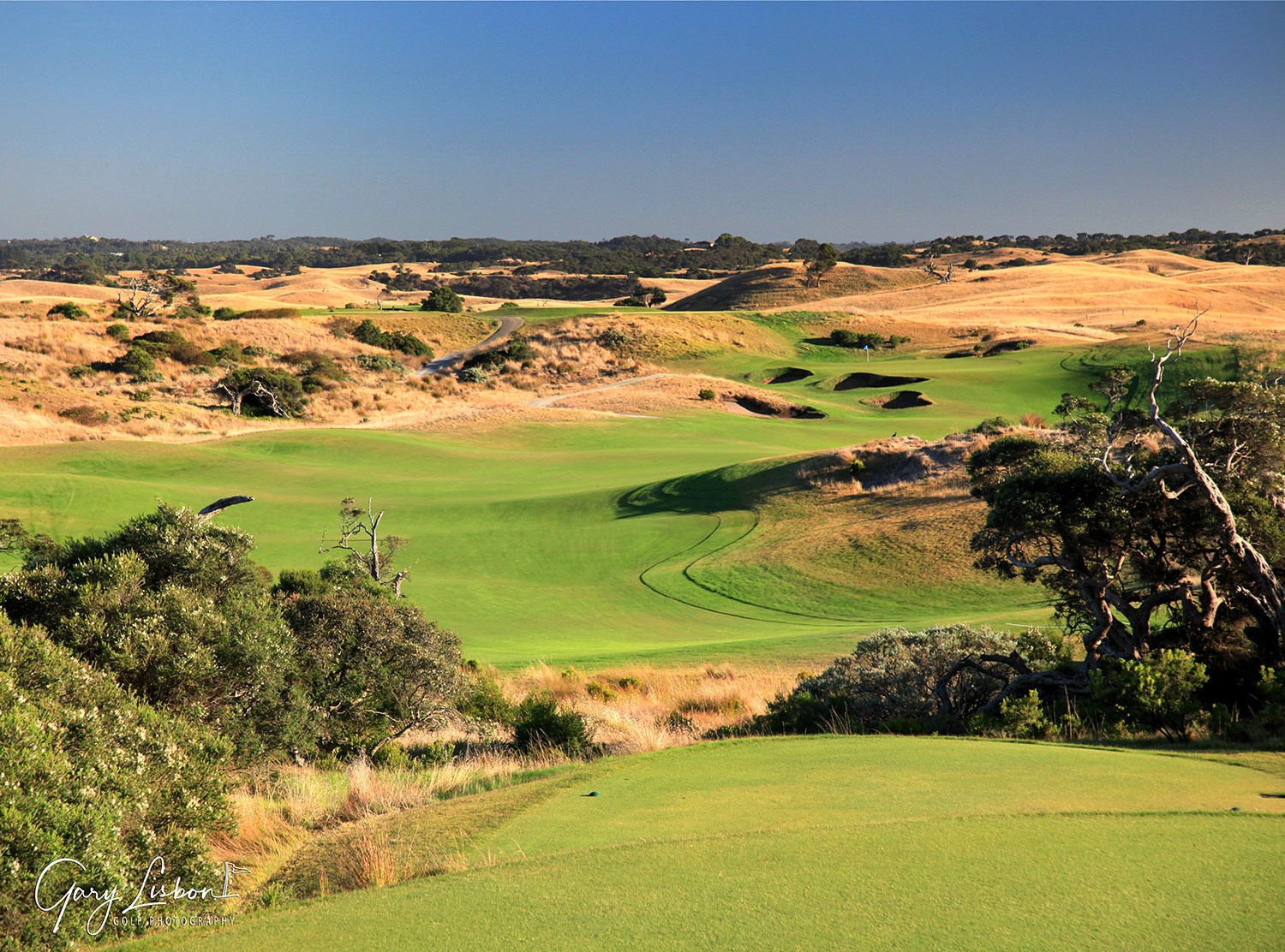 The National Golf Club (Moonah Course) Hole 4