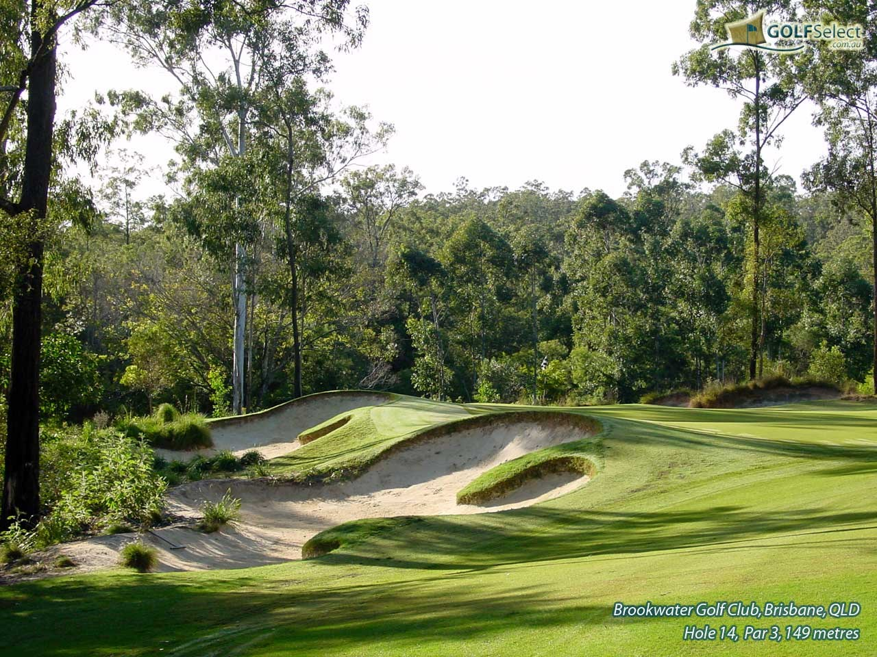 Brookwater Golf & Country Club Hole 14