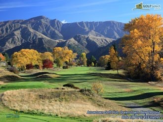 Arrowtown Golf Club Hole 13, Par 5, 459 metres