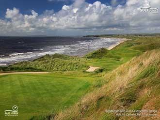 Ballybunion Golf Club - Cashen Course Hole 16 (Cashen), Par 3,  151 metres