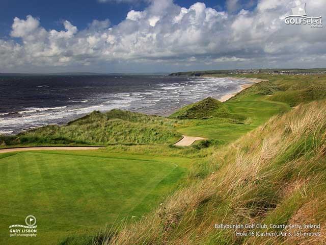Ballybunion golf course fees