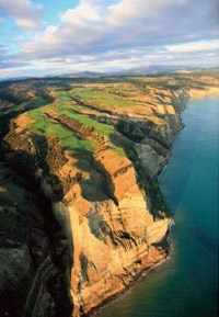 Great Golf Down Under - Gary Lisbon - Cape Kidnapper - New Zealand