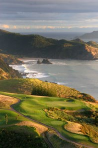 GReat Golf Down Under 2 - Kauri Cliffs, Gary Lisbon