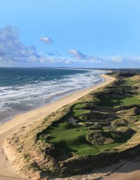Great Golf Down Under 2 - Gary Lisbon - Barnbougle Lost Farm, Tasmania