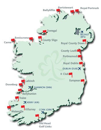 Map Of Ireland Beaches.Map Of Ireland Beaches Twitterleesclub