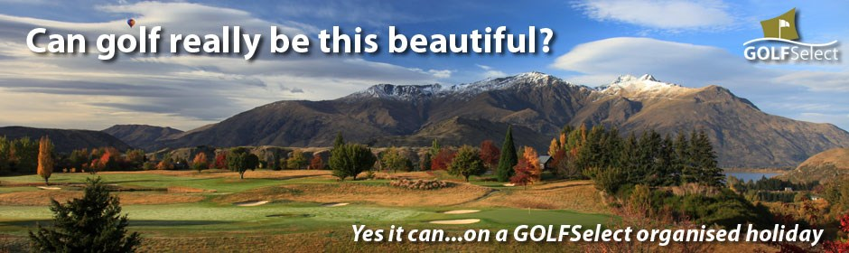 Can golf really be this beautiful?