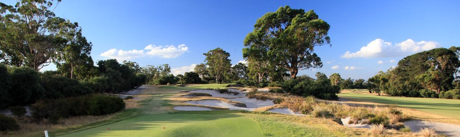 Kingston Heath GC, Melbourne Sandbelt