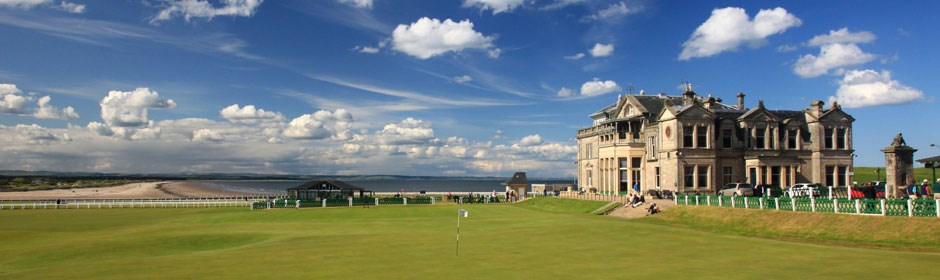 St Andrews (Old Course), Scotland