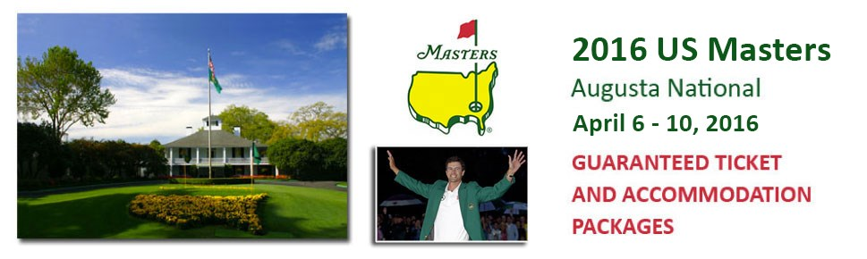 US Masters Packages