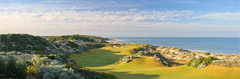Perth golf   6 nights, 5 games